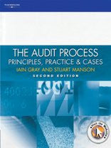 The Audit Process: Principles, Practice and Cases