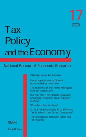 Tax Policy and the Economy (Volume 17)