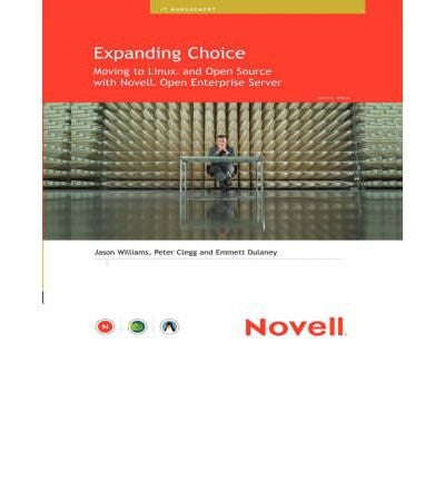 [(Expanding Choice: Moving to Linux and Open Source with Novell Open Enterprise Server )] [Author: Jason Williams] [Mar-2005]
