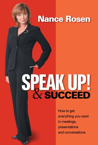 Speak Up! & Succeed