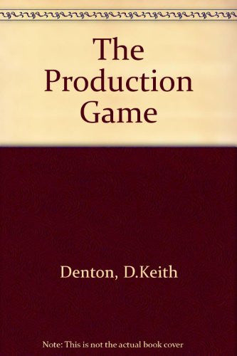 The Production Game: A User's Guide