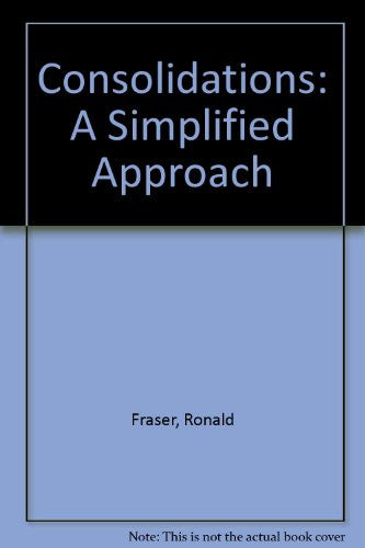 Consolidations: A Simplified Approach