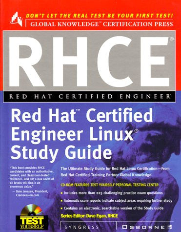 Rhce Red Hat Certified Engineer Study Guide
