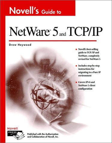 Novell's Guide to NetWare? 5 and TCP/IP