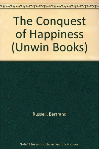 Conquest of Happiness (U.Books)