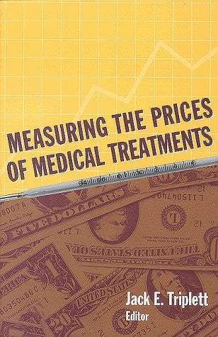 Measuring the Prices of Medical Treatments