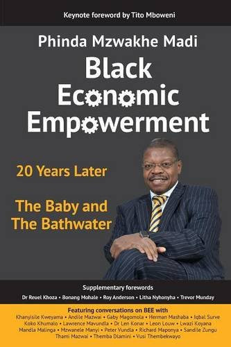 Black Economic Empowerment 20 Years Later the Baby and the Bathwater