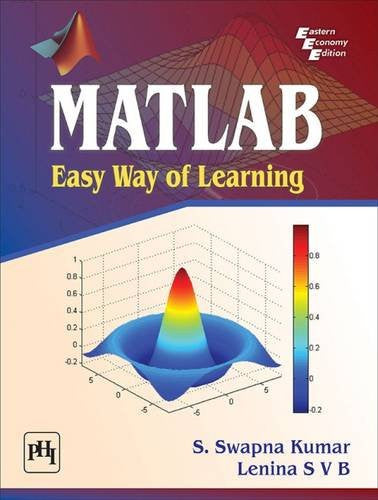 MATLAB: Easy Way of Learning