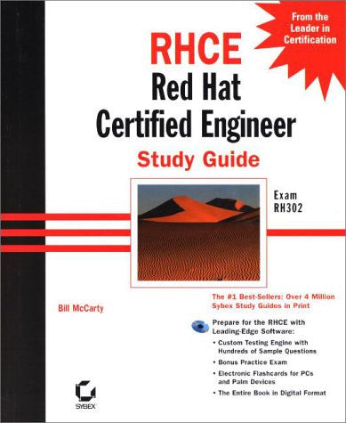 RHCE Red Hat Certified Engineer Study Guide Exam RH302 (With CD-ROM)