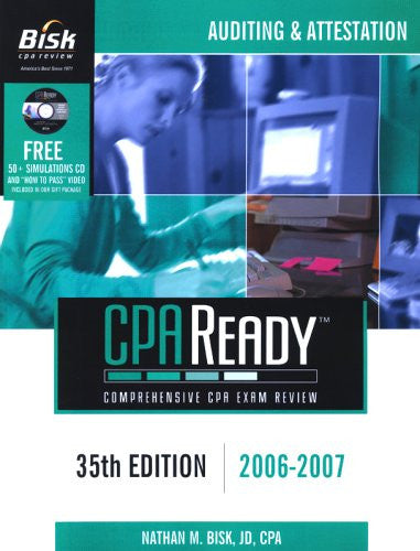 Auditing & Attestation (Bisk CPA Ready Comprehensive Exam Review)