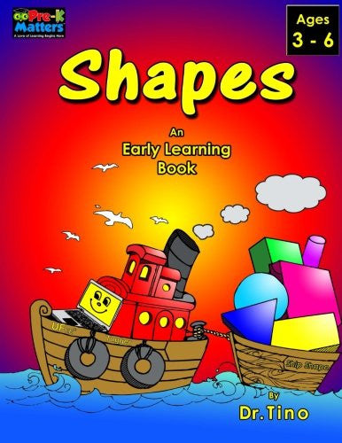 Shapes Book (The UFEES and Friends Early Learning Series)