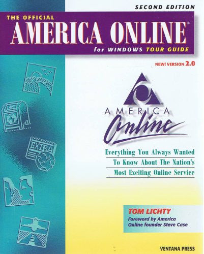 The Official America Online for Windows Tour Guide Version 2.5
