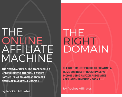 The Online Affiliate Machine (2 Book Series)