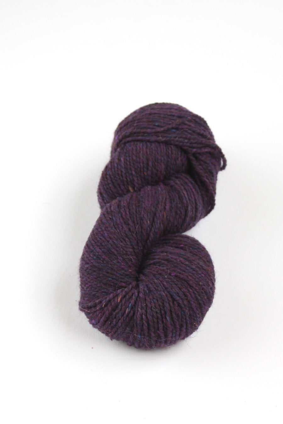 Porterfield Plum: Peace Fleece Worsted