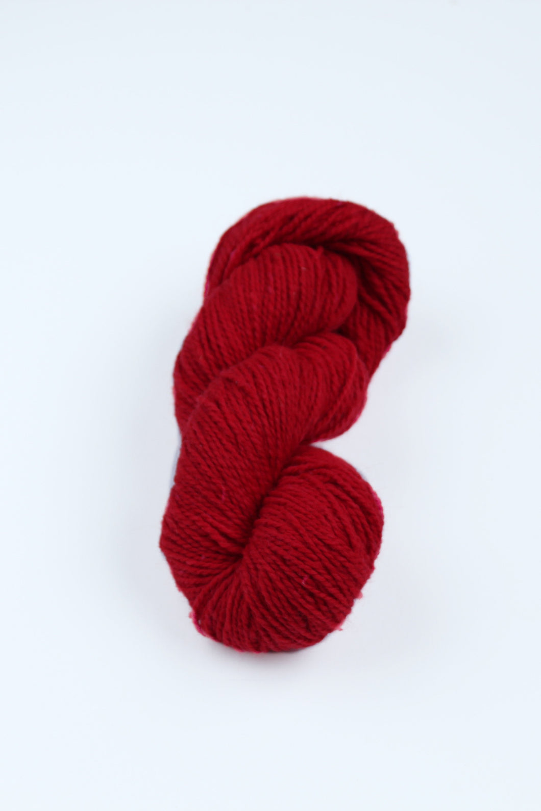 Ukrainian Red: Peace Fleece Worsted