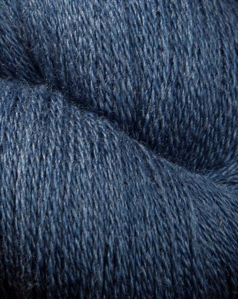 Blueberry: Jagger Spun Zephyr Lace