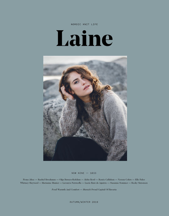 Laine, Issue 9
