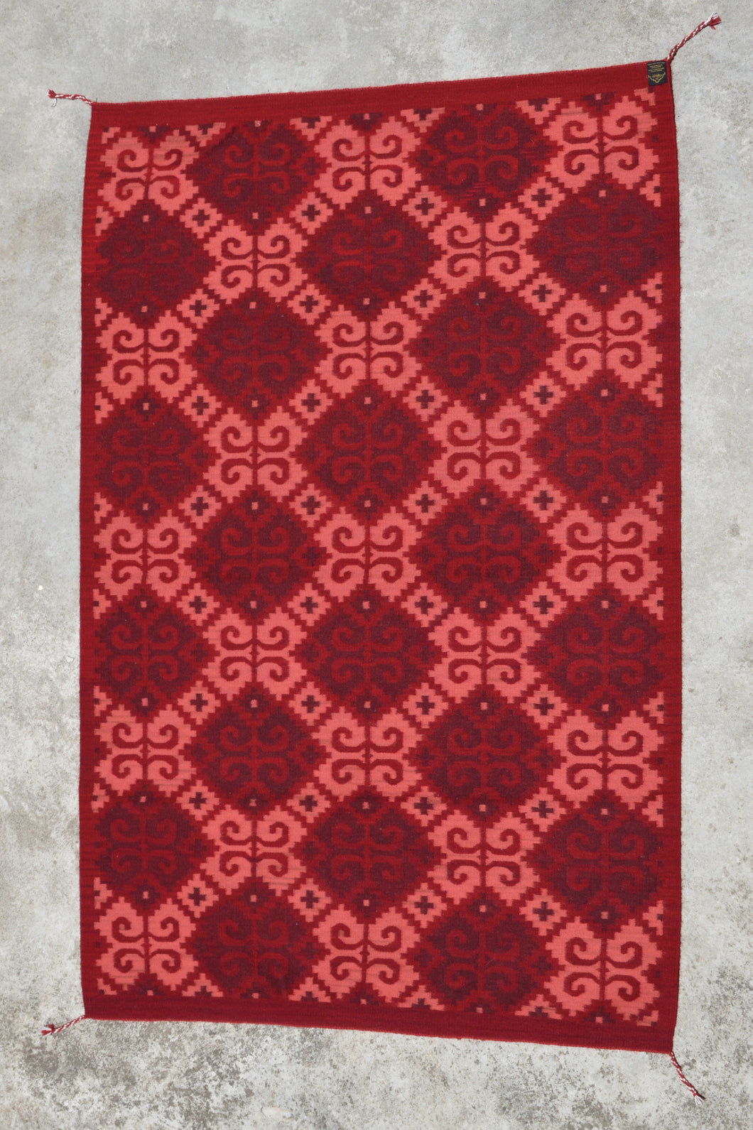 Royal Snail Handwoven Rug