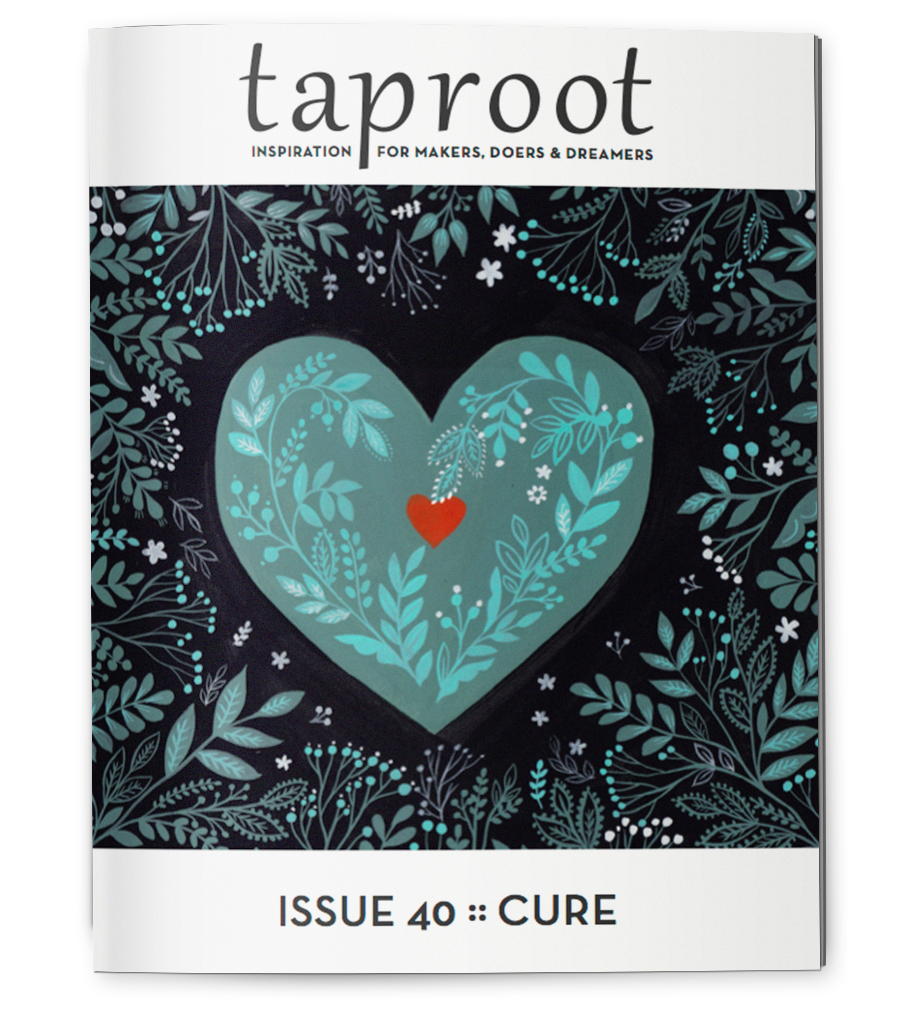 Taproot, Issue 40: Cure