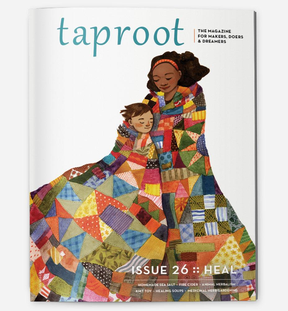 Taproot, Issue 26: Heal