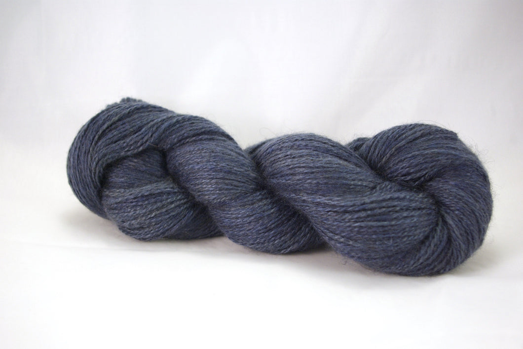 Denim Cashgora Yarn