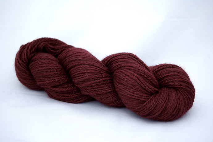 Pomegranate Cashgora Fingering Yarn
