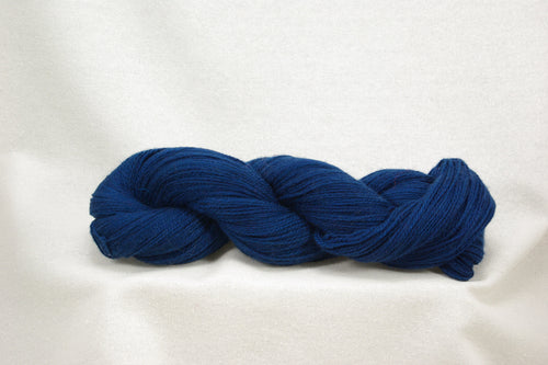 Blueberry Fingering Cashmere Yarn