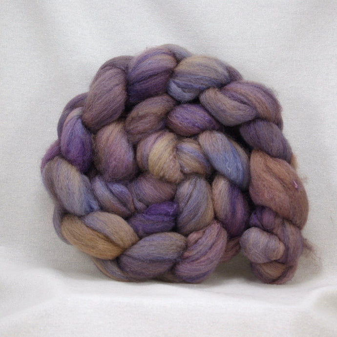 Woodsmoke Polwarth/Silk