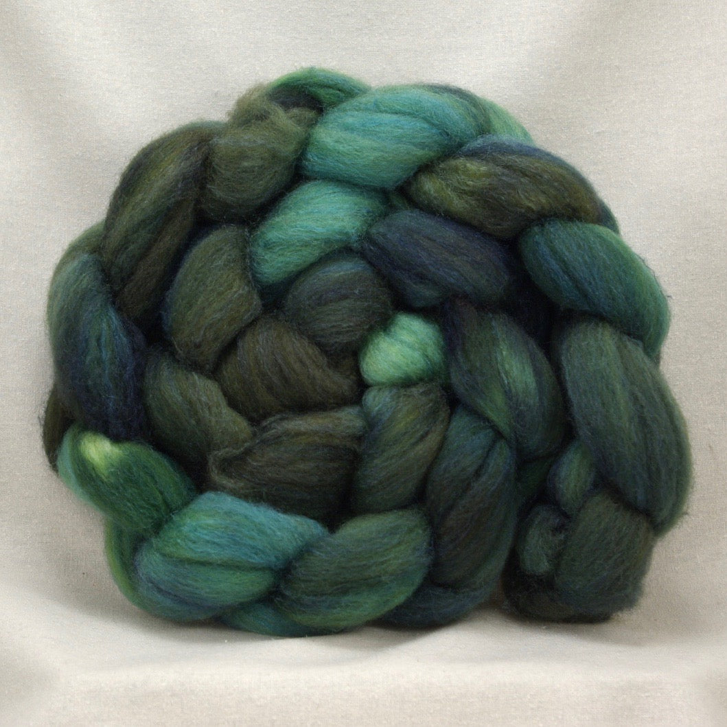 Mossy Woods Polwarth/Silk