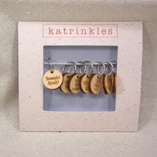 Maine Speak Stitch Markers