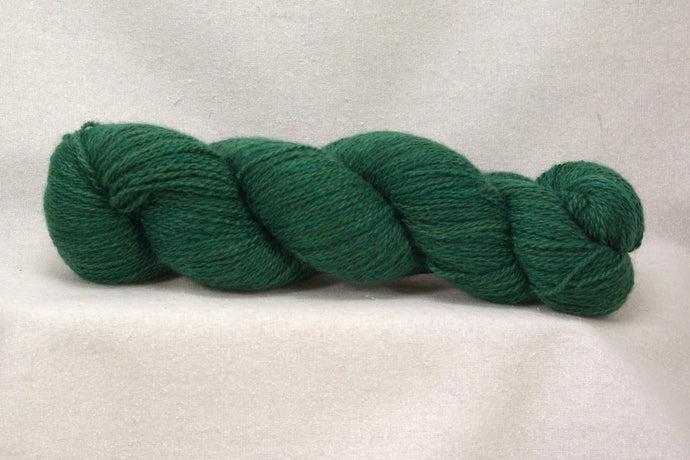 Emerald Cashgora Lace Yarn