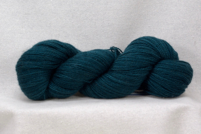 Tourmaline Cashgora Lace Yarn