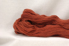 Brick Cashgora Lace Yarn