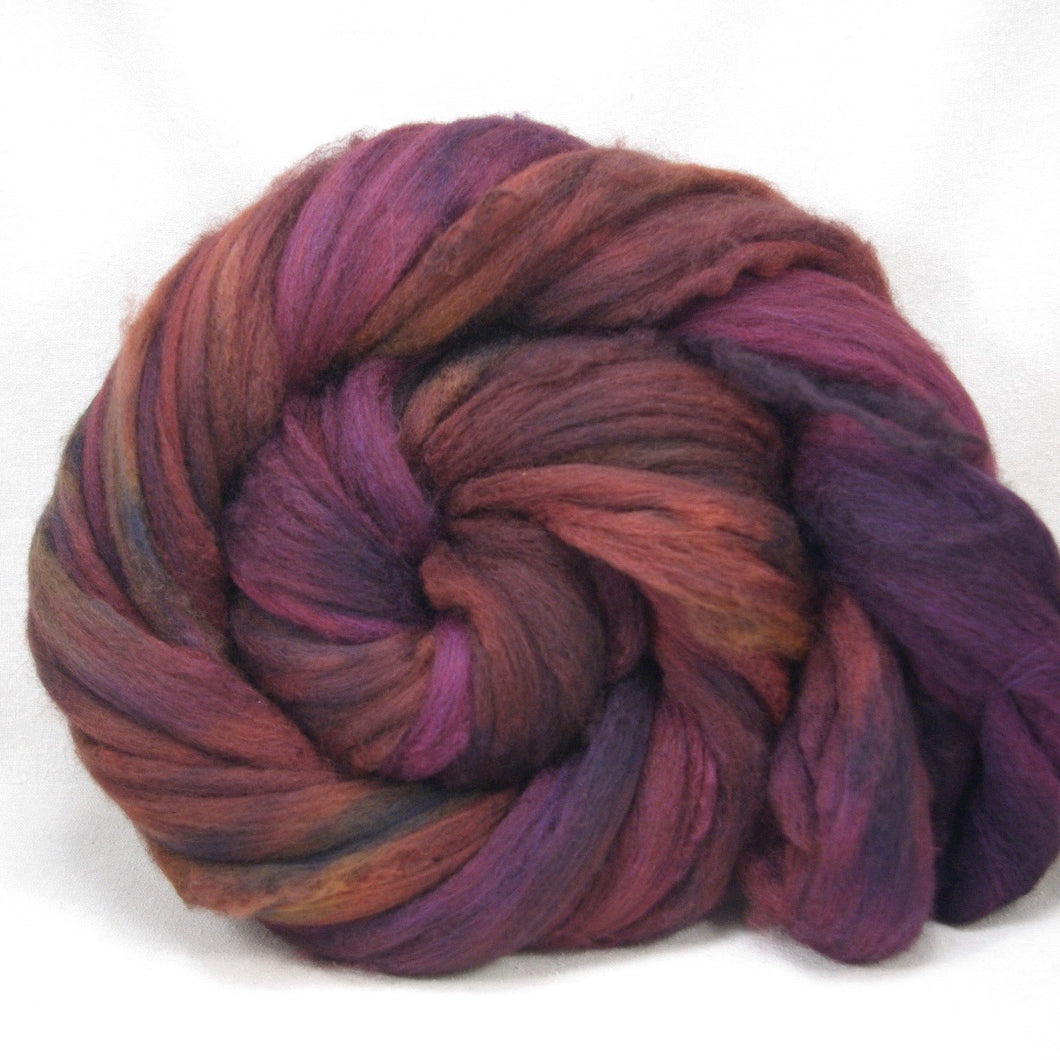 Blackberry Merino/Yak/Silk