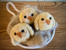 3.13.21 VIRTUAL Felted Chicks with Isabel Stearns