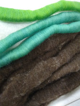 4.18.20 Long Draw Woolen Spinning with Melanie Duarte