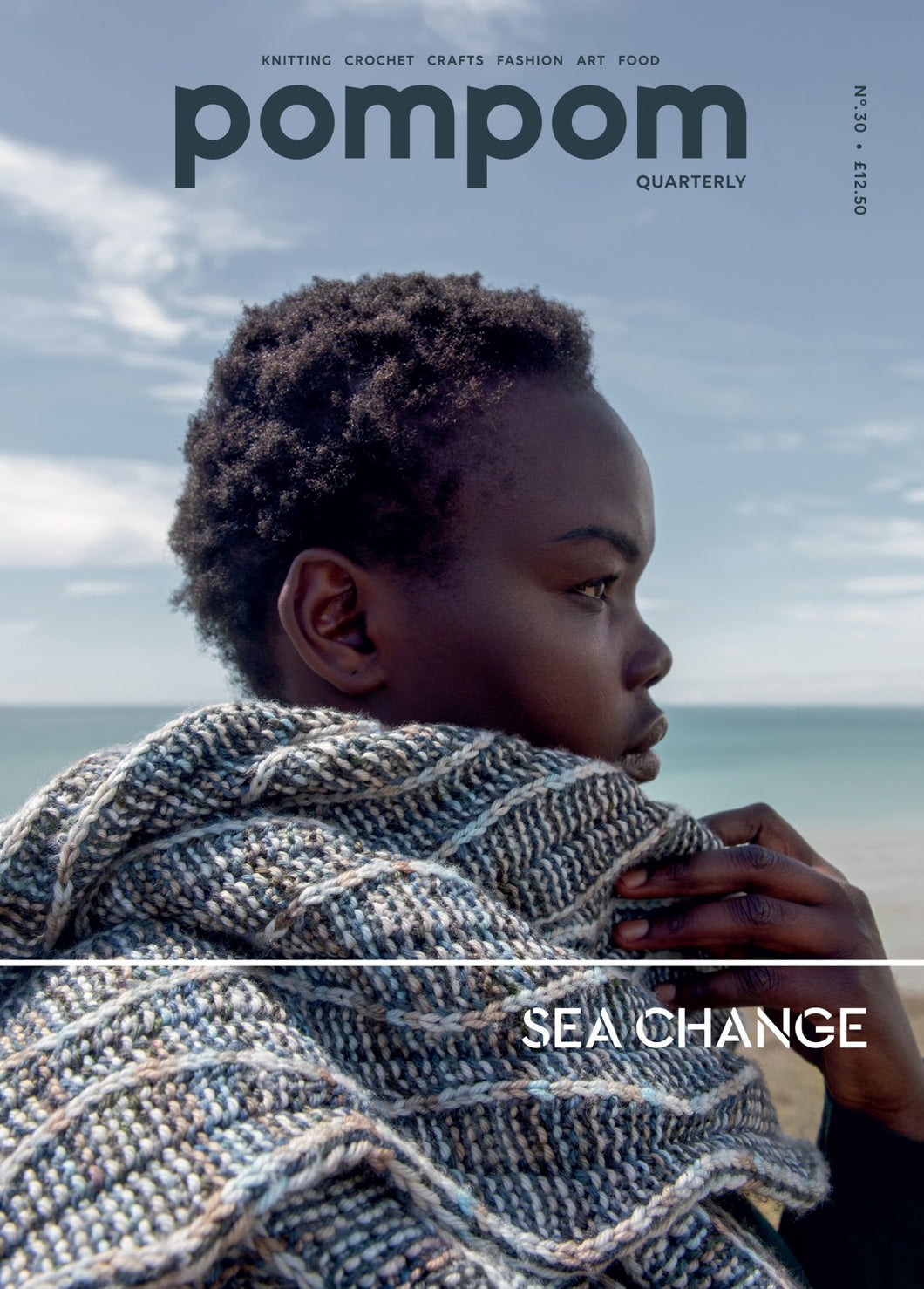 Pom Pom Quarterly, Issue 30: Sea Change