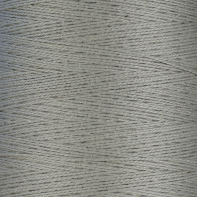Lightest Grey: 8/2 Bockens Cotton