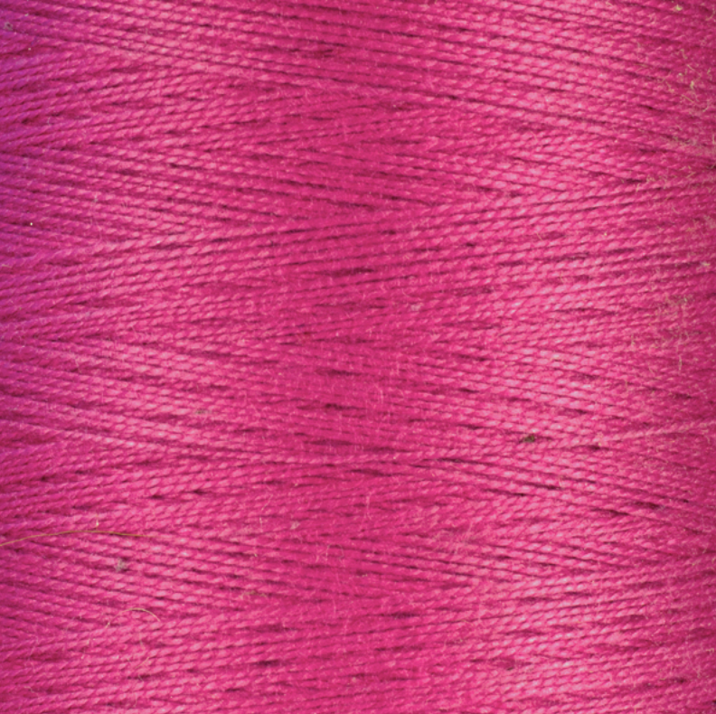 Deep Pink: 8/2 Bockens Cotton