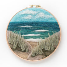 Beach View Felted Sky Kit