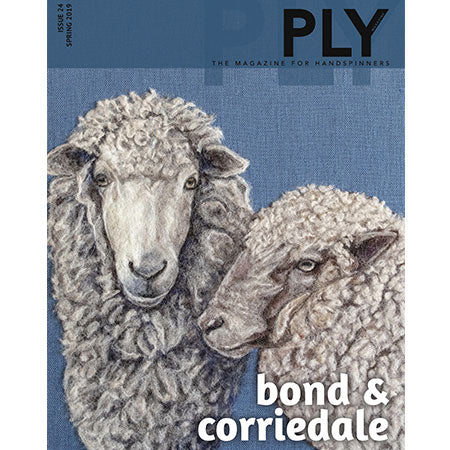 PLY Magazine, Issue 24: Bond & Corriedale