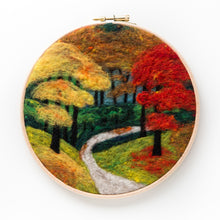 Fall Foliage Felted Sky Kit