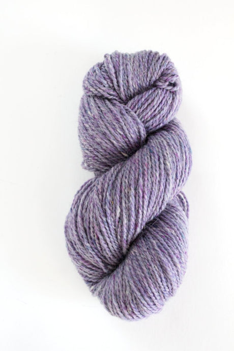 Latvian Lavender: Peace Fleece Worsted