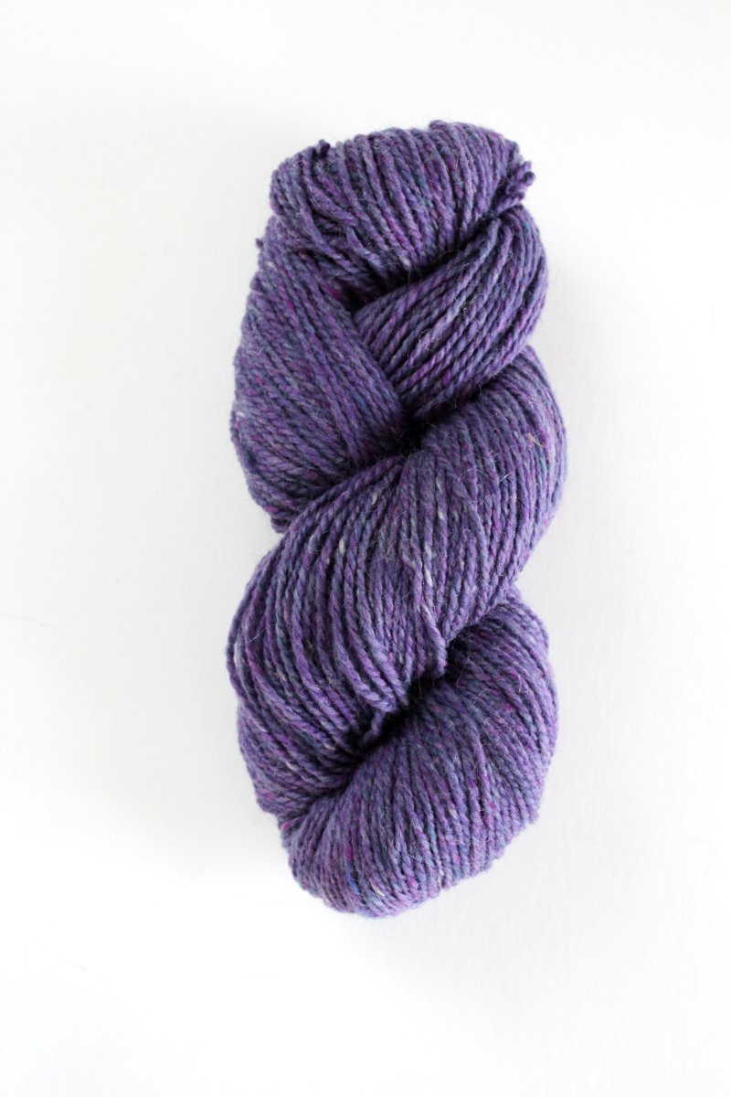 Mir-Atlantis Periwinkle: Peace Fleece Worsted