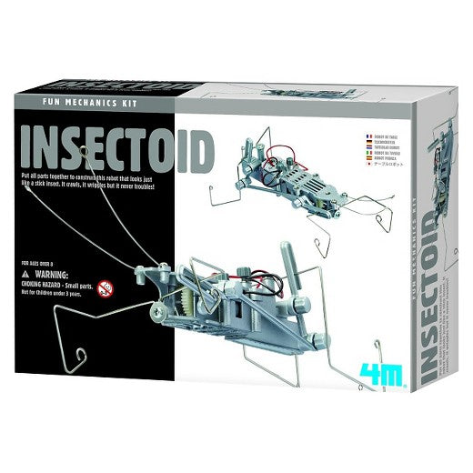 Insectoid Robot Science Kit