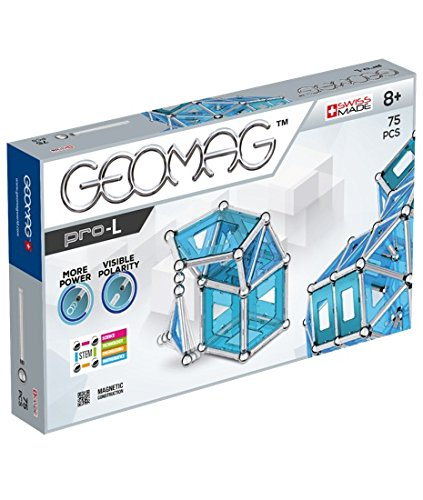 Geomag Pro-L/75 pieces (Eng/Fr)
