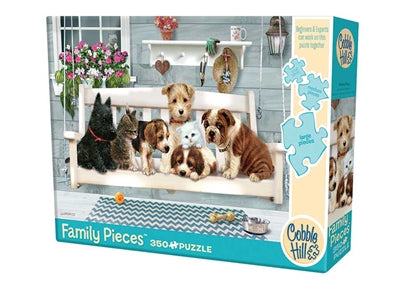 Porch Pals (Family) - 350 piece