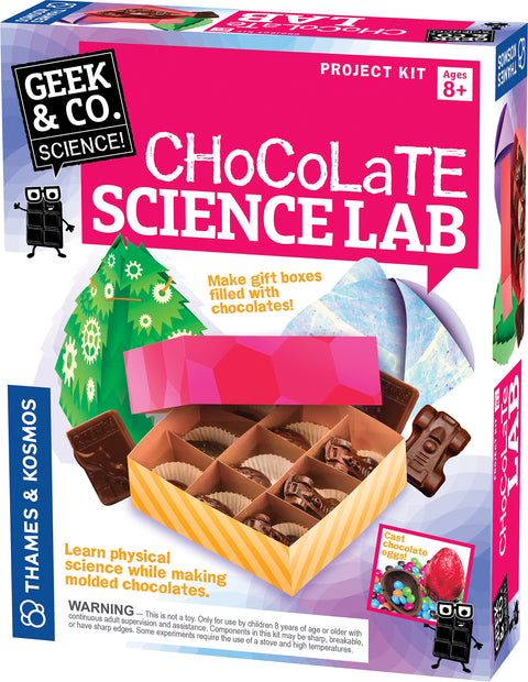 Chocolate Science Lab (Eng)