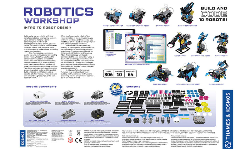 Robotics Workshop