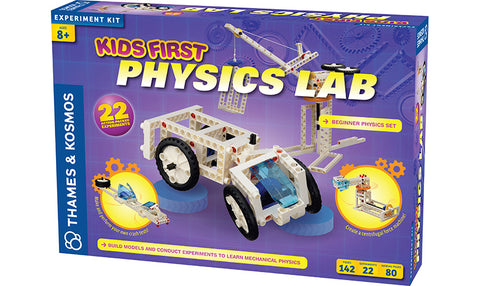 Kids First Physics Lab (Eng)
